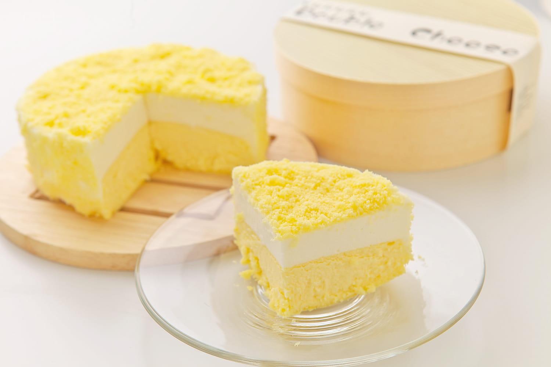 ドゥーブルチーズケーキ(冷凍商品)_ゆるる