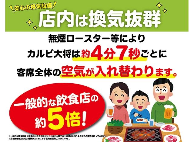 カルビ大将 富士山御殿場店_6