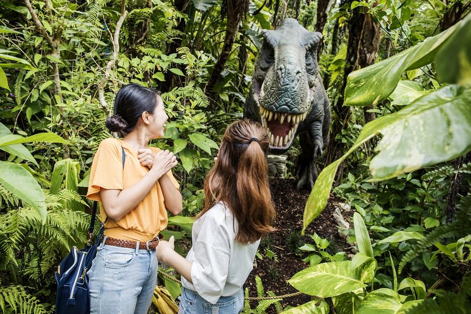 DINO恐竜PARK やんばる亜熱帯の森_2