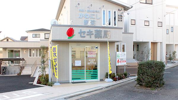 セキ薬局 太田窪五丁目店