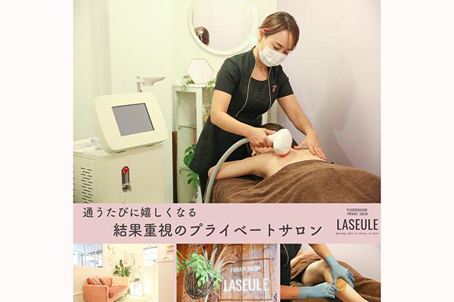 private salon LASEULE