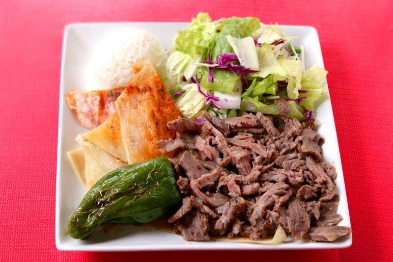 牛肉のドネルケバブ(Doner Kebab)