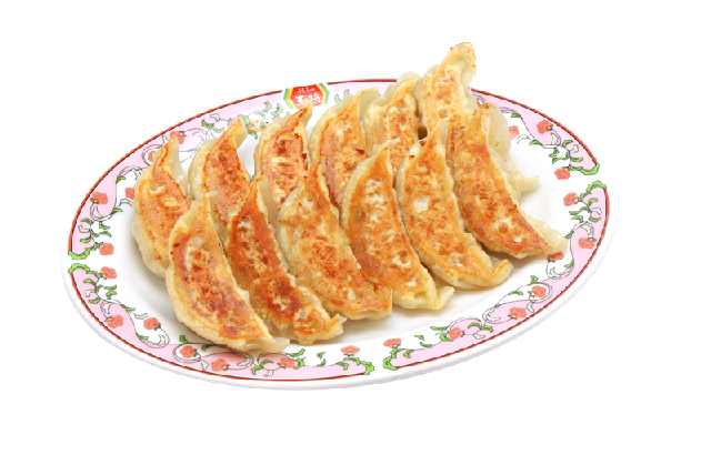 餃子(焼き、2人前:12ヶで1箱)