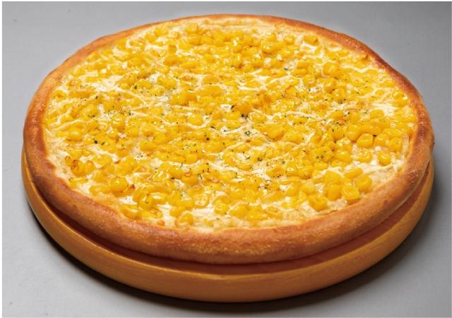 【EPARK限定55%OFF!!】コーングラタンのピザ