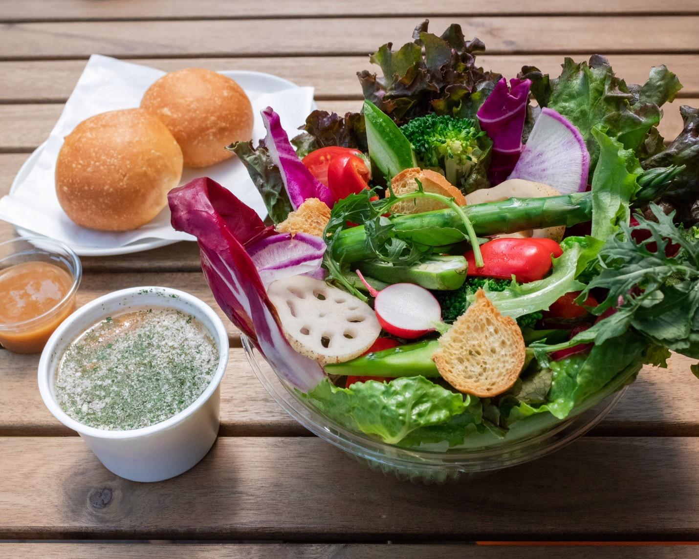 野菜labのアグリサラダセット