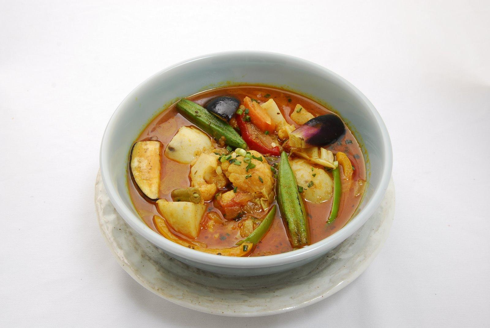 日替わりスープカレー Today's Soup Curry