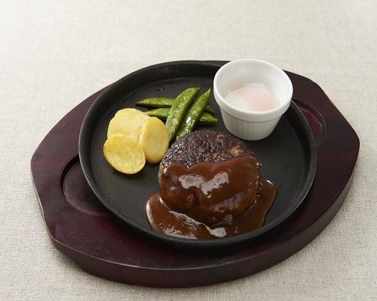 【2D】All Beef ハンバーグ~デミたま