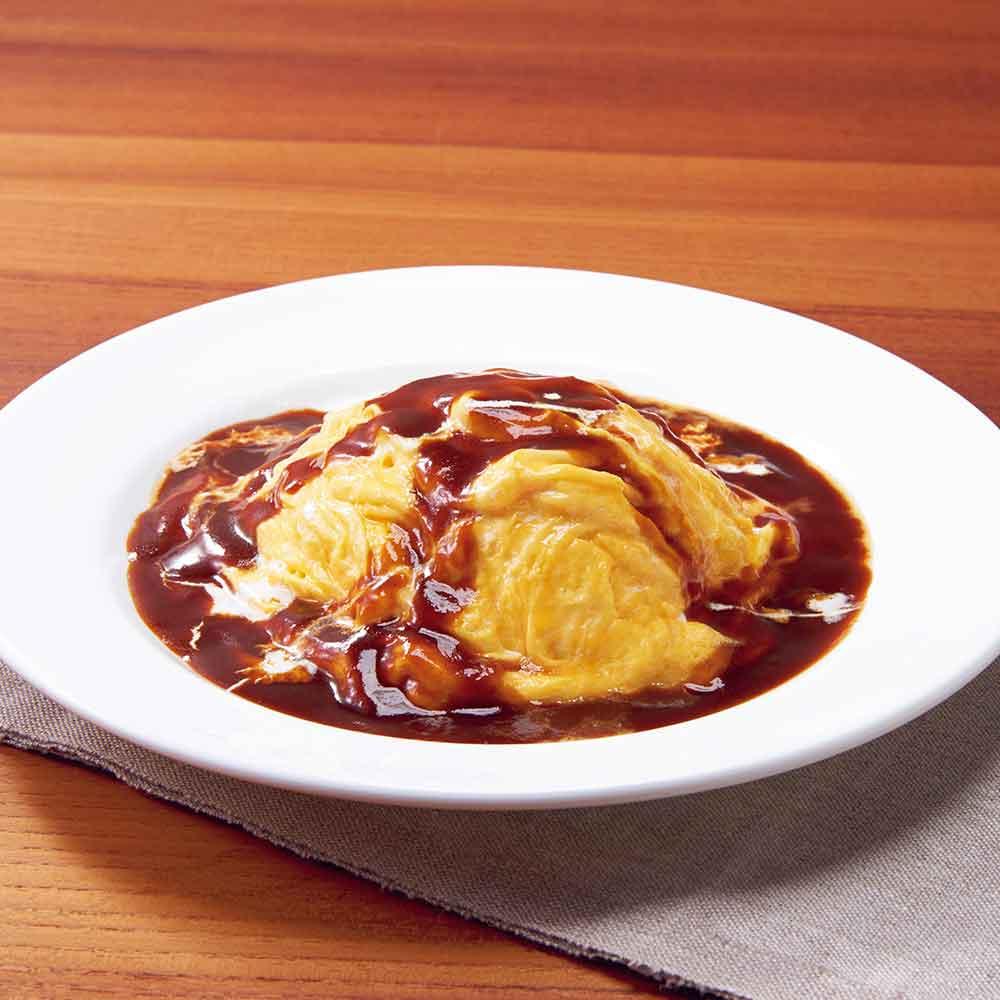 【3J】(期間限定20%OFF!!)とろ~り卵とチーズのオムライス