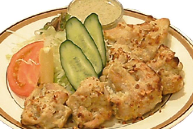 ガーリックチキンティッカ Garlic Chicken Tikka