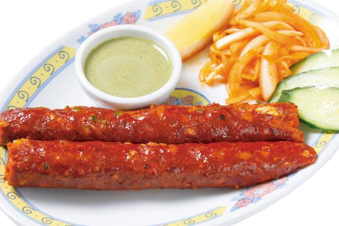 マトンシークカバブ2P Mutton Sheek Kabab2P