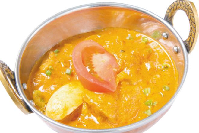 チキンマサラカレー Chicken Masala Curry