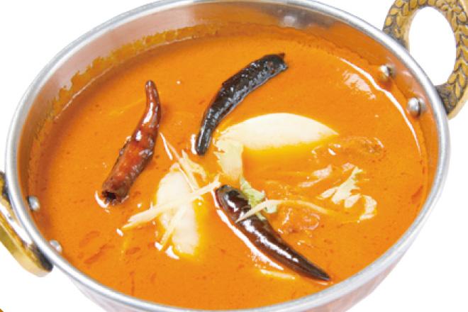 チキンビンダルーカレー Chicken Vindaloo Curry