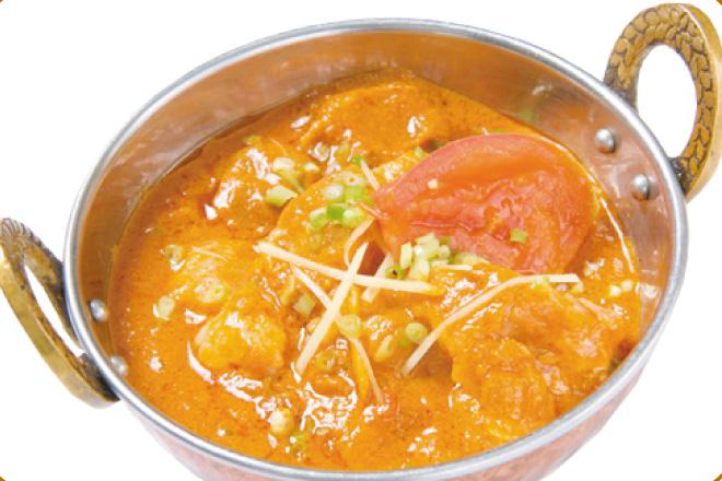 ポークマサラカレー Pork Masala Curry