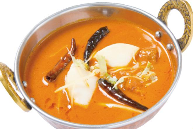 ポークビンダルーカレー Pork Vindaloo Curry
