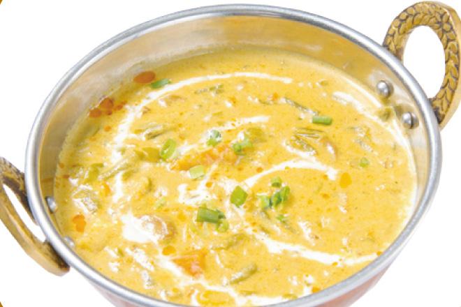 ベジタブルカレー Vegetable Curry