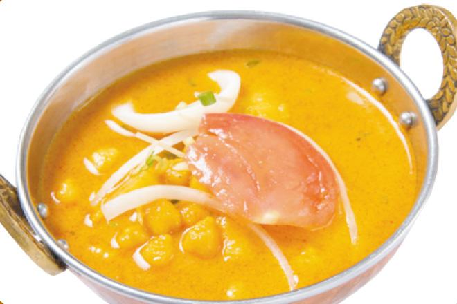 ダルビンダルーカレー Dal Vindaloo Curry