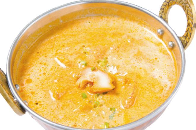 チキンティッカカレー Chicken Tikka Curry