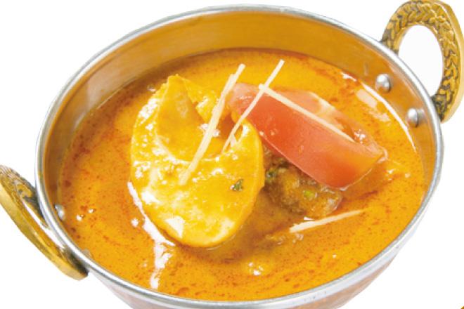 マトンマサラカレー Mutton Masala Curry