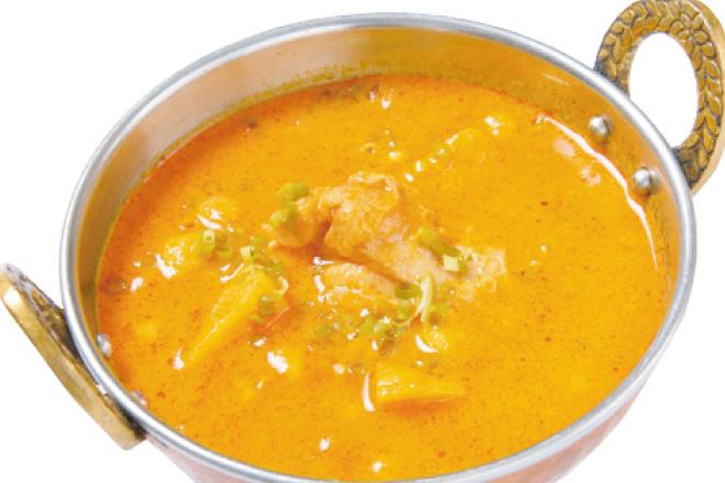 ダルマトンカレー Dal Mutton Curry