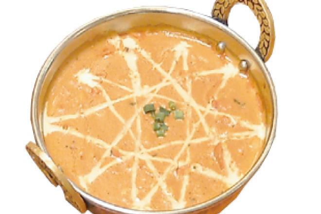 シーフードカレー Seafood Curry