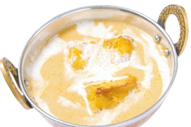 フィッシュマサラカレー Fish Masala Curry