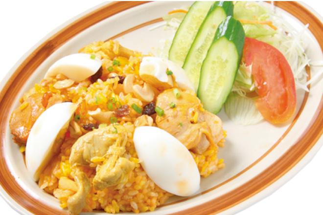チキンビリヤニ Chicken Biryani