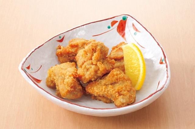 塩麹若鶏唐揚げ