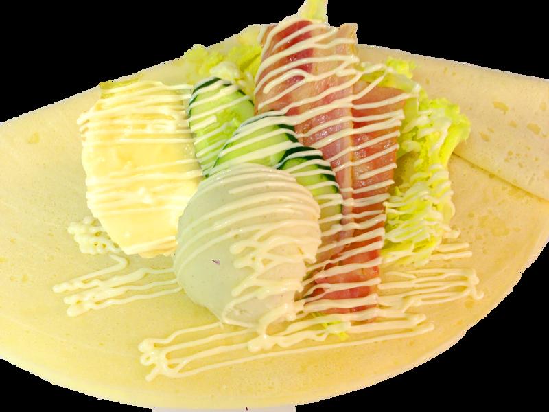ポテトベーコンサラダチーズ