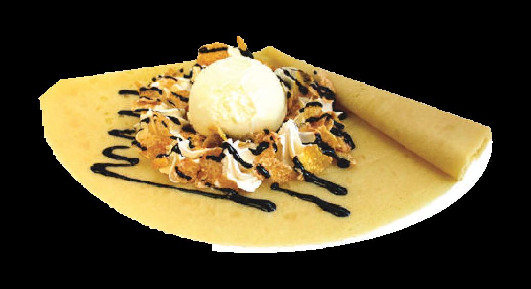 アイスチョコフレーク