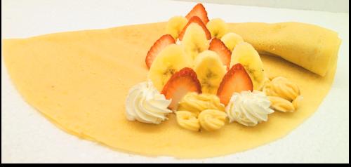 いちごバナナWクリーム