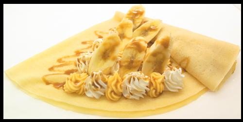 バナナキャラメルWクリーム