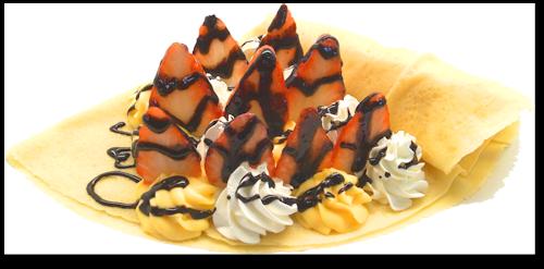 いちごチョコWクリーム
