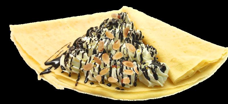 アーモンドチョコホイップクリーム