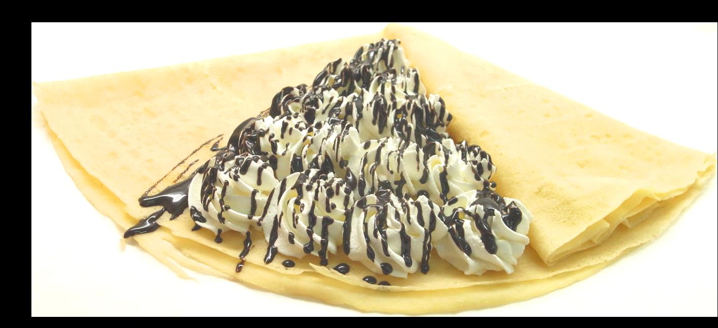 チョコホイップクリーム