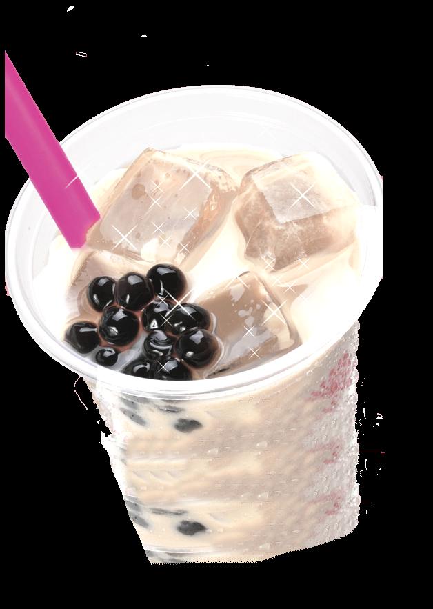 タピオカココナッツミルクL