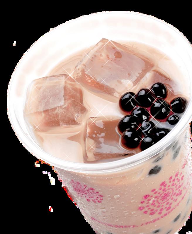 HOTタピオカショコラミルクL
