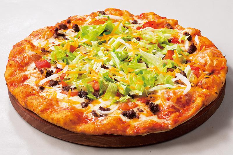 バーガーピザ 〈30cm〉