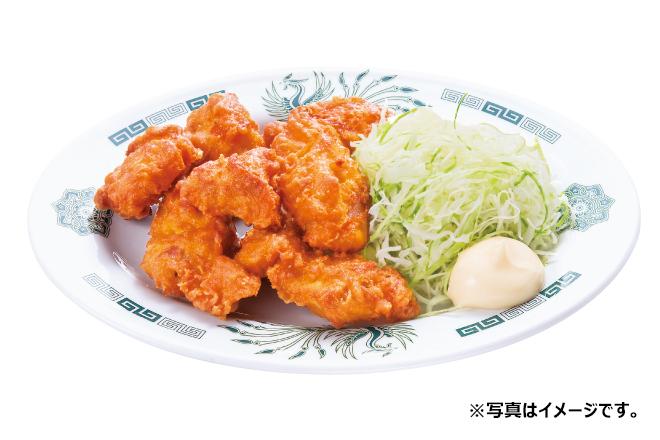 鶏の唐揚げ(7個)