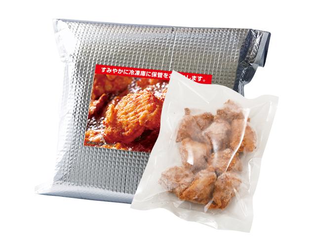 冷凍 8番鶏の唐揚げ(300g~)