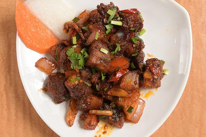 スパイシーポーク(Spicy Pork)