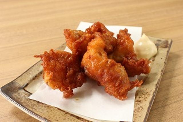 【キャンペーン対象外】鶏の唐揚げ