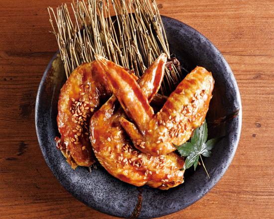 博多手羽先揚げ Deep-fried Hakata Chicken Wings