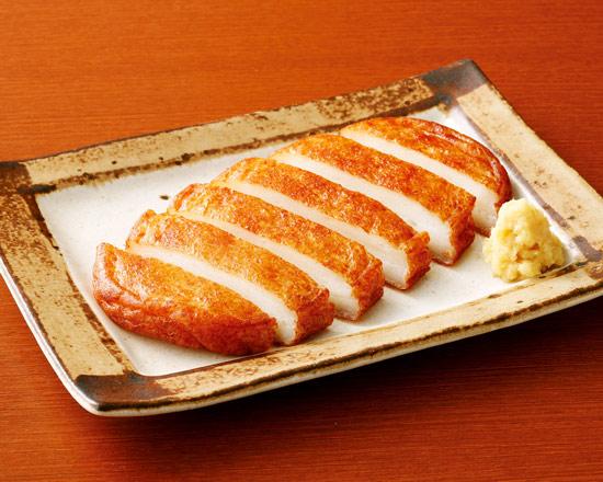 さつま揚げ(単品) Deep‐fried Minced Fish Paste