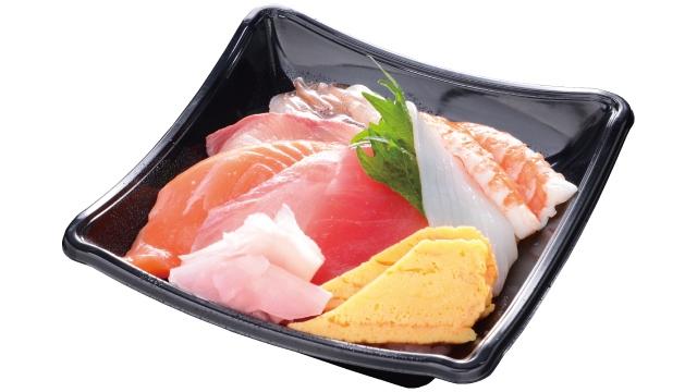 日替り上海鮮丼