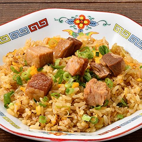 【期間限定10%OFF】ニンニク醤油香る角煮炒飯