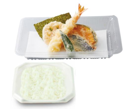 39(サンキュー)天ぷら弁当