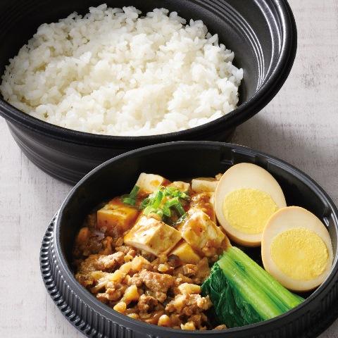 魯肉飯(ルーローハン)&麻婆豆腐