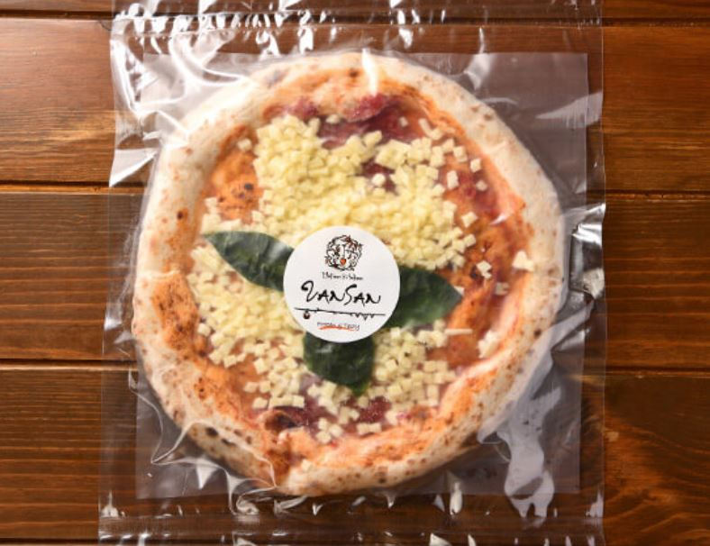 【冷凍ピッツァ】チーズラバーマルゲリータ