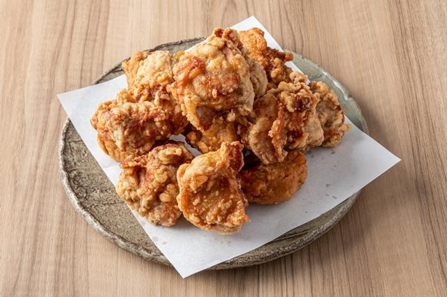 ハッケン特製 鶏の唐揚