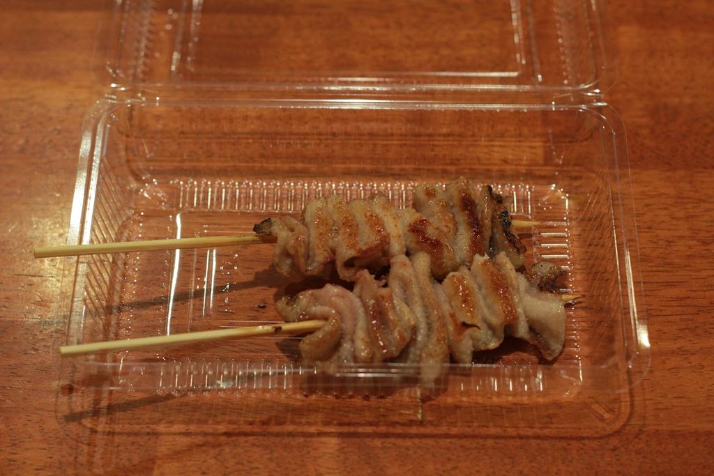 鶏かわ(1本)